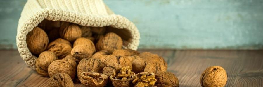 אגוזים טובים יותר ללב משמן זית