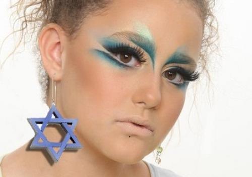 ירין שחף: איפור בגווני הלאום לתפארת הנוער ומדינת ישראל