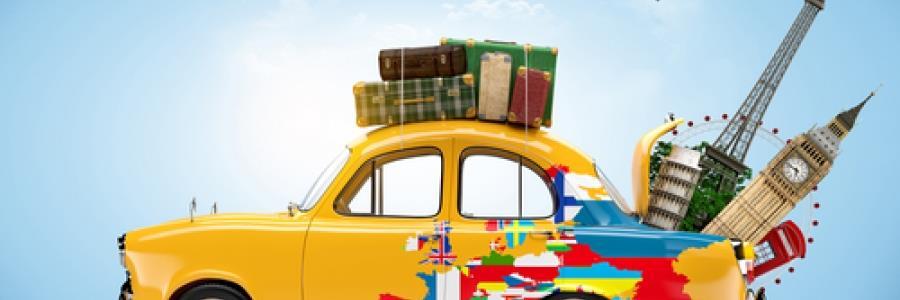 """מדריך ביטוח בהשכרת רכב בחו""""ל"""