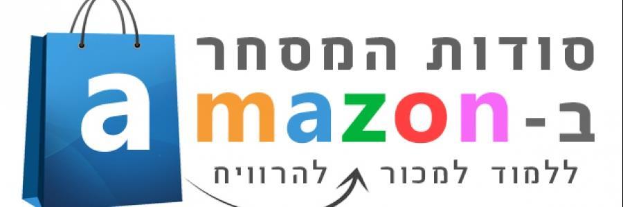 עכשיו זה הזמן לעשות כסף ב AMAZON