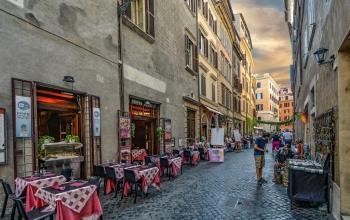 מסעדות מומלצות ברומא