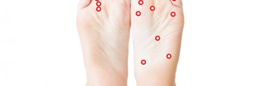 מה כפות הרגליים שלנו אומרות עלינו?