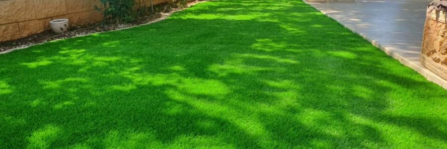 דשא סינטטי – פתרון מושלם לאקלים הישראלי