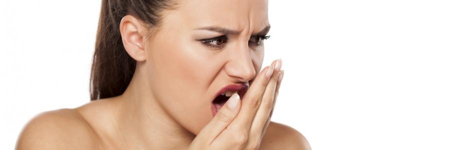 איך להיפטר מריח רע מהפה?