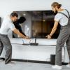 איך להתקין טלוויזיה עם איש מקצוע מיומן